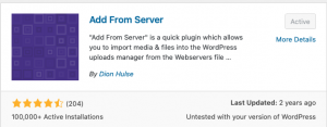 Easy media upload in Wordpress 3