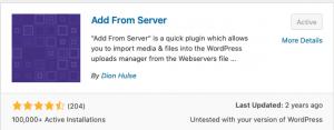 Easy media upload in Wordpress 3