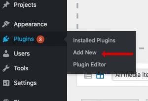 Easy media upload in Wordpress 1