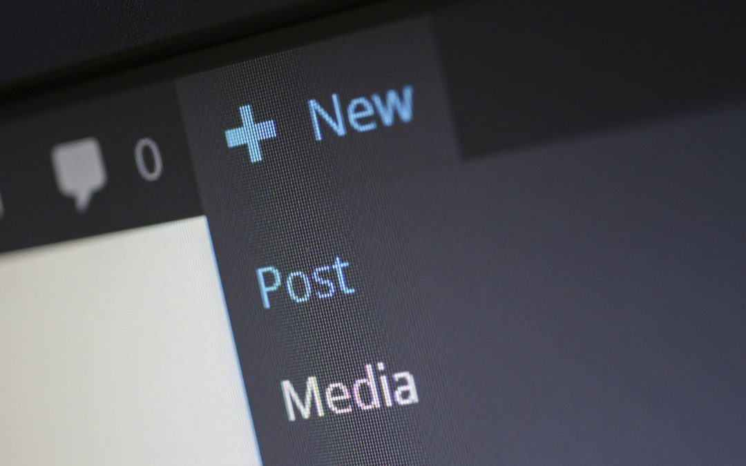 Easy media upload in WordPress
