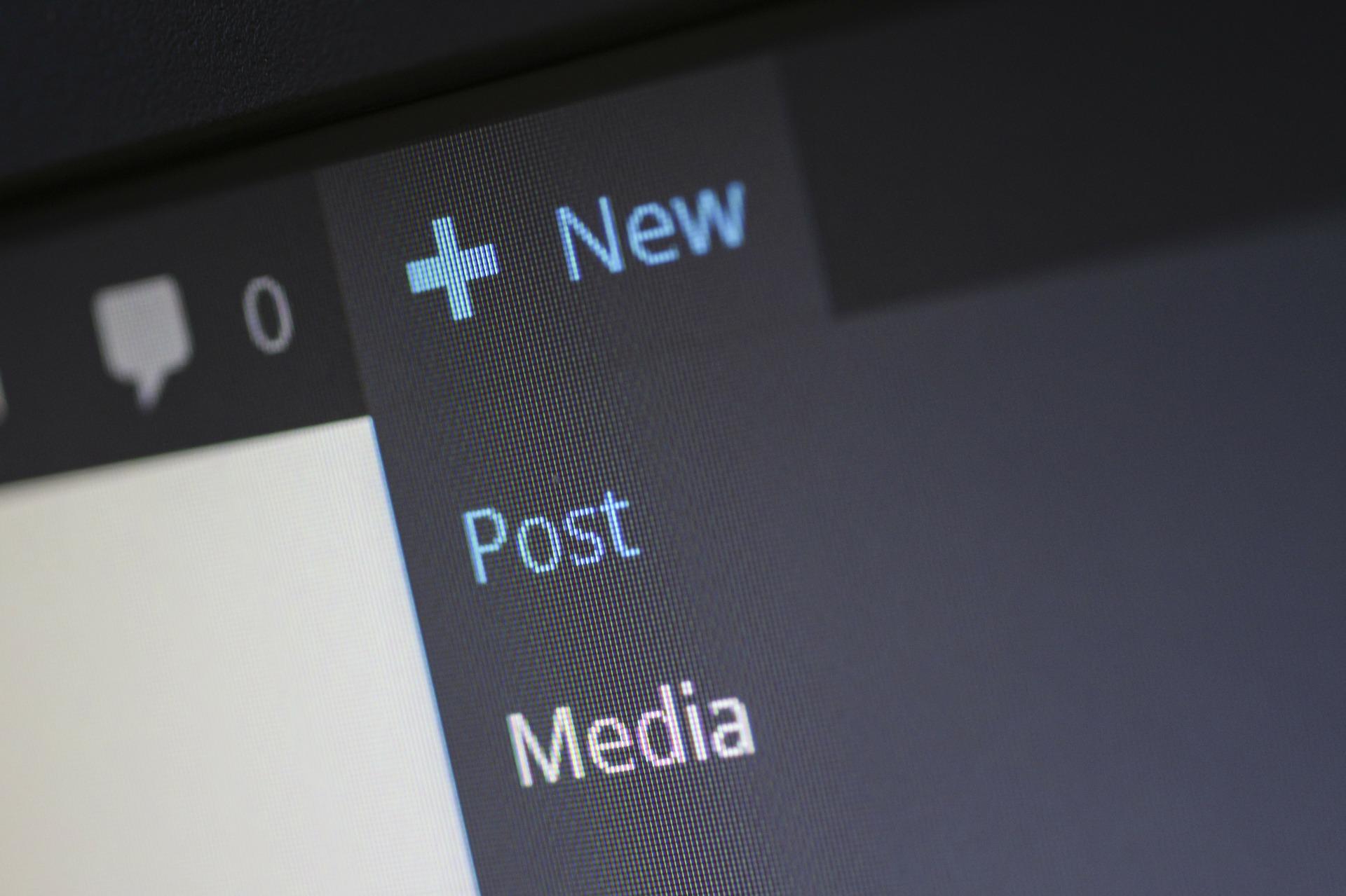 Start a post